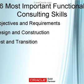 Functional Consultant Launch Formula – 6 Key Skills of a Functional Consultant